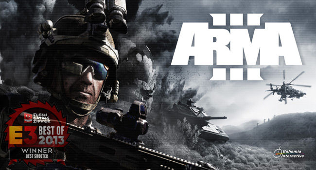 'ARMA III': E3 2013's Best Shooter (With Gameplay Video)