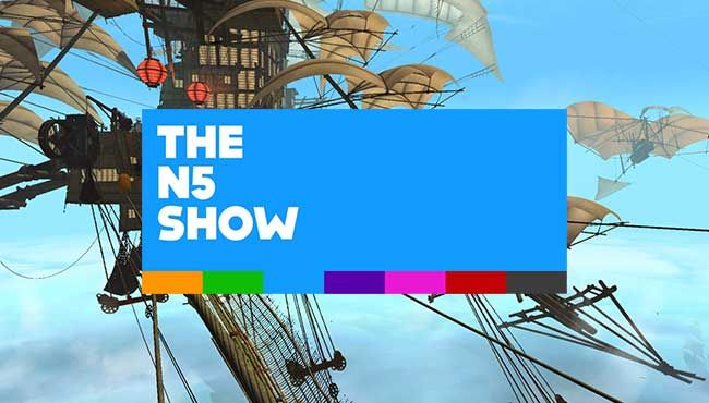 The N5 Show: Week #30, 2013 – The Conjuring, Red 2, Guild Wars 2, Sunsetting Kickstarters