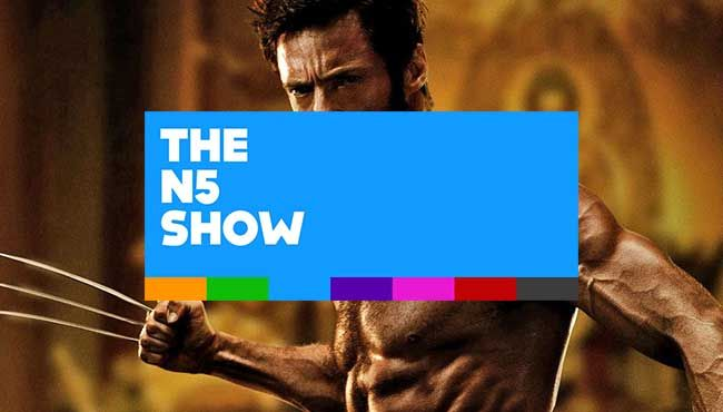 The N5 Show: Week #31, 2013 – 'The Wolverine', 'Only God Forgives', Completing Games