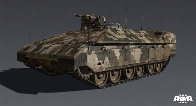 The Panther Fighting Vehicle