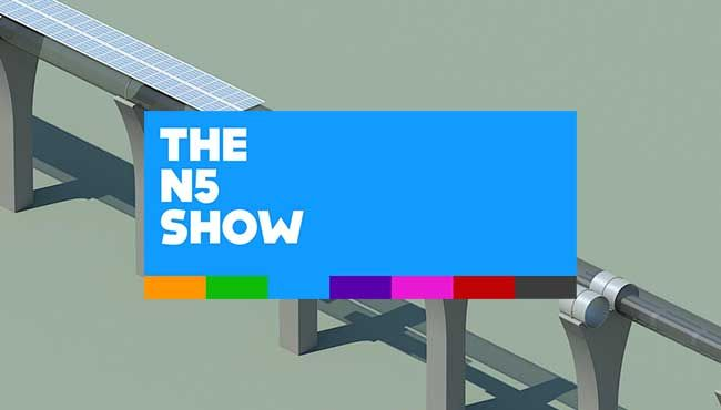 The N5 Show: Week #33, 2013 – 'Elysium'! The Hyperloop!