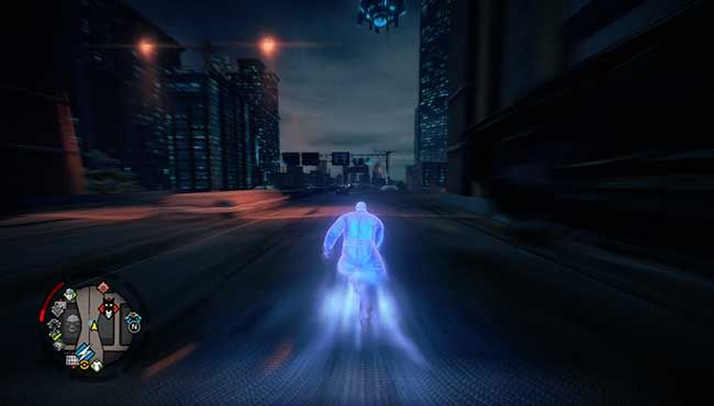 You'll be running so damn much in Saints Row IV.