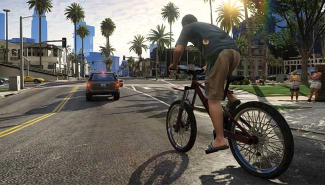 Grand Theft Auto V (Xbox 360) Review: Rockstar Almost Perfects The Sandbox Game