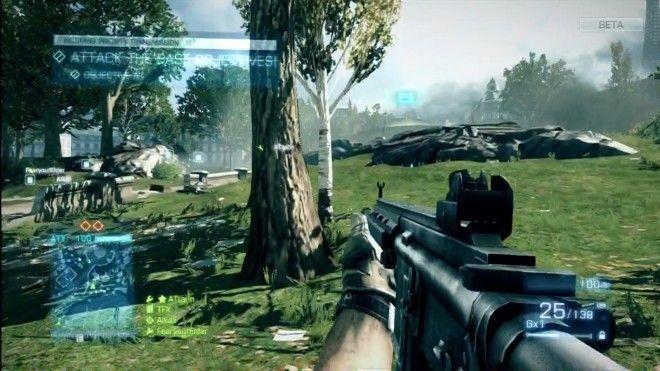 Battlefield 3 – Xbox 360 Open Beta Impressions