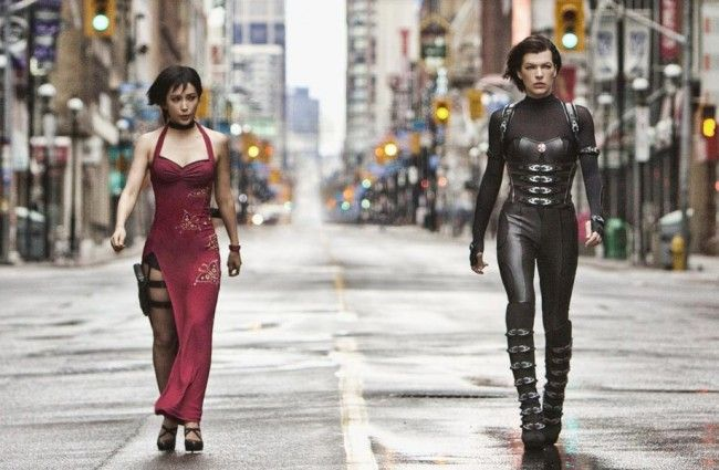 Resident Evil Retribution Review More Terrible Fan Fiction From